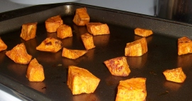 picture of sweet potato's