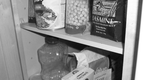 picture of pantry